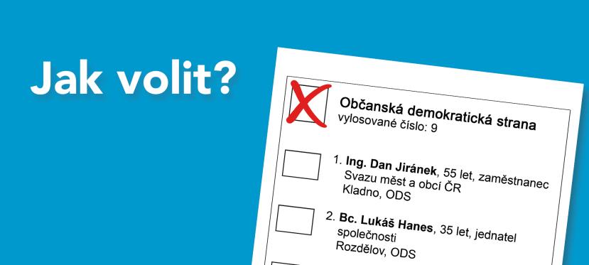 Jak volit?
